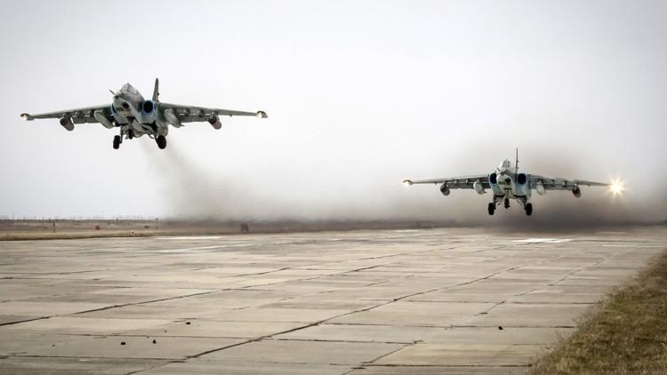 """El Pentágono: """"Rusia se acercó a la paridad con las Fuerzas Aéreas de EE.UU."""""""