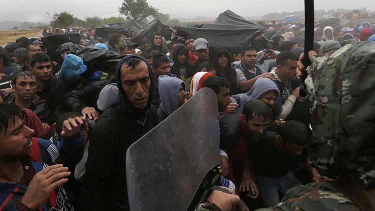 Un 2% de los refugiados sirios en Europa podrían ser islamistas encubiertos
