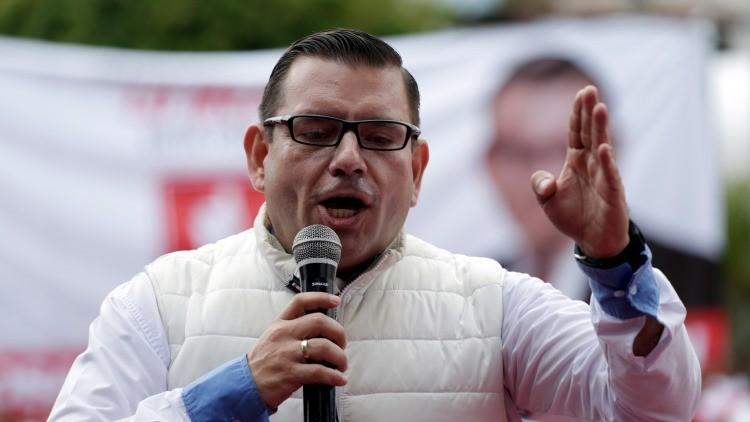 El candidato opositor abandona la batalla electoral de Guatemala