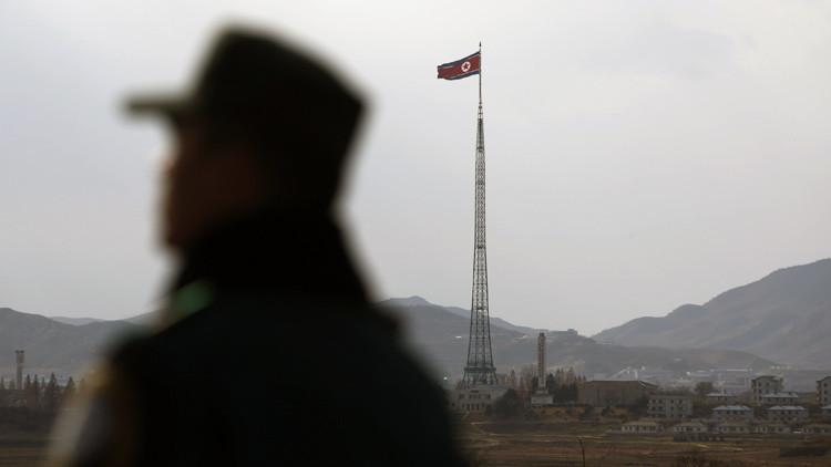 """Corea del Norte afirma estar lista para responder a la hostilidad de EE.UU. """"en cualquier momento"""""""