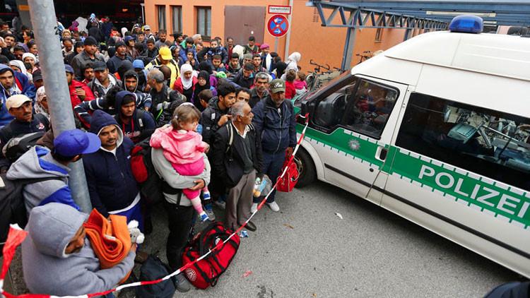 Error garrafal: Merkel no esperaba un aluvión de refugiados inmediato