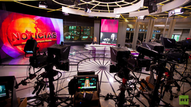 RT en Español comienza a emitirse en la plataforma estatal por satélite en Bolivia