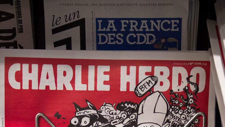 'Charlie Hebdo' explica por qué publicó caricaturas sobre Aylan Kurdi