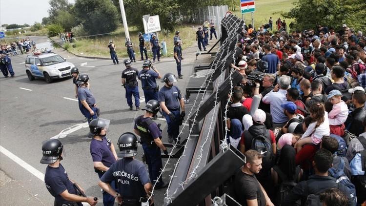 """""""La UE puede repetir el destino del Imperio romano por la crisis migratoria"""""""