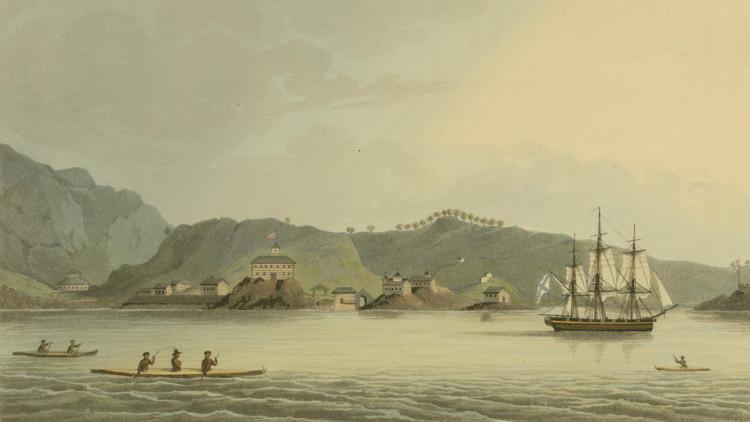 Descubren cómo sobrevivieron los tripulantes de un naufragio en el siglo XIX en Alaska