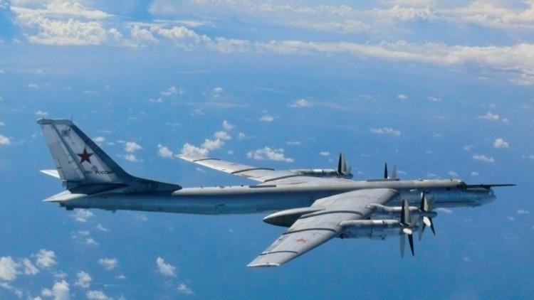 Japón cree que un avión ruso ha violado su espacio aéreo