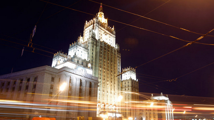 """Moscú: """"Los países bálticos abandonan la libertad de expresión por objetivos políticos"""""""