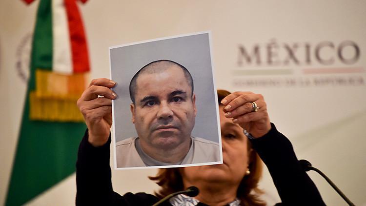 Un video oculto revela que 'El Chapo' se fugó con ayuda de una red de cómplices
