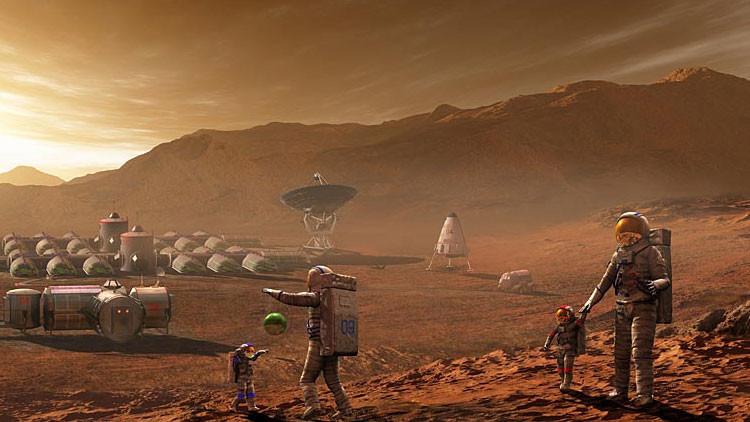 Conozca al argentino que creará las primeras viviendas en Marte