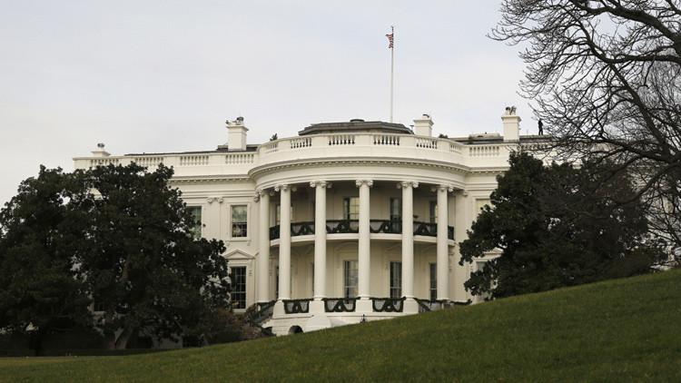 Cierran la Casa Blanca por razones de seguridad