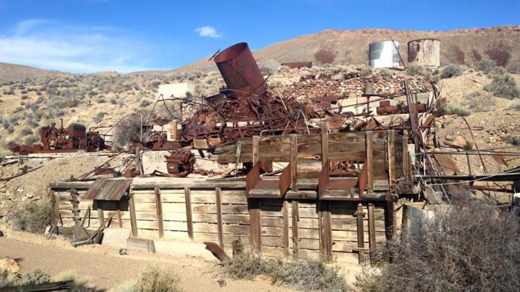 El Gobierno de EE.UU. quiere quedase por la fuerza una mina y 161 hectáreas linderas al Área 51