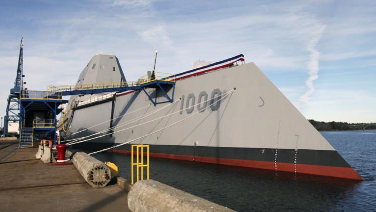 Pentágono podría tirar 3,5 billones de dólares por frustrar la fabricación de un destructor