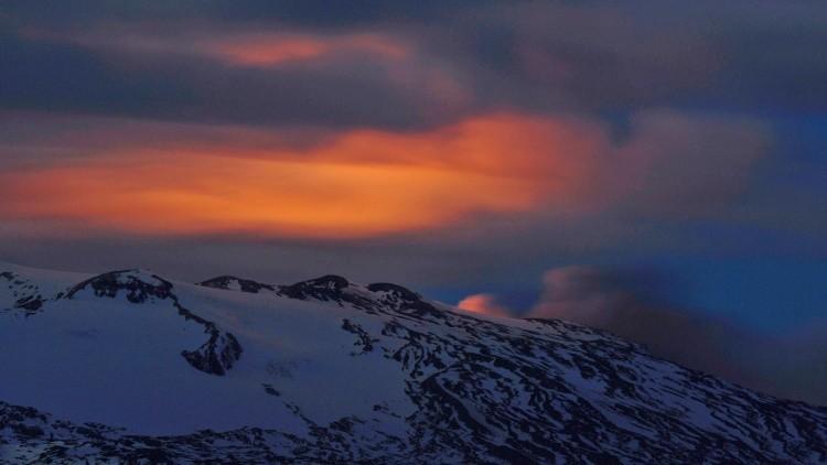 Terremoto en Chile: alerta amarilla en el volcán Copahue
