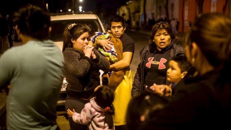 Internautas comparten imágenes impactantes del devastador tsunami en Chile
