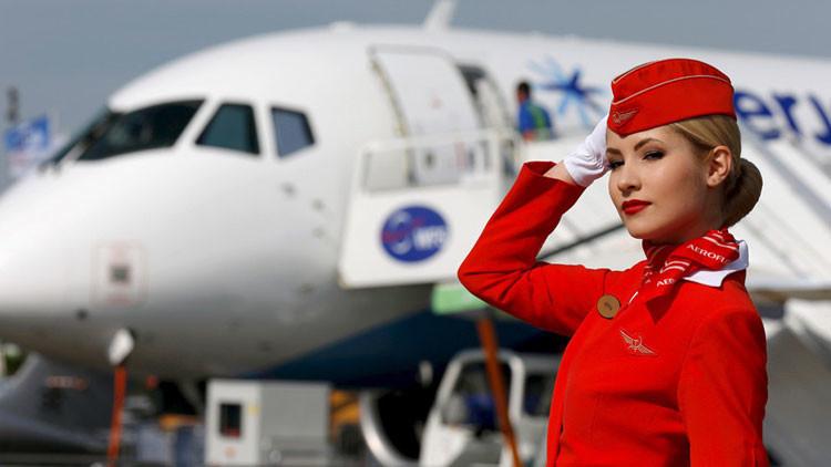 Ucrania cierra el espacio aéreo a 25 aerolíneas rusas, incluidas dos que no existen
