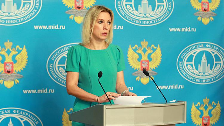 Rusia revela su objetivo principal en Siria