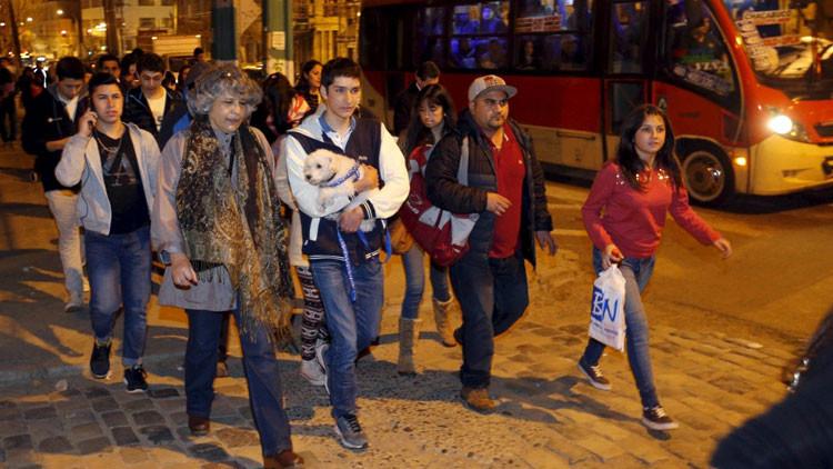 El mayor terremoto de 2015: cinco pasos clave que ayudan a que Chile evite muchos muertos