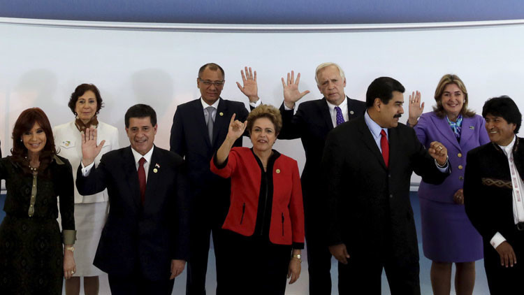 """""""EE.UU. busca derrocar a uno de los líderes latinoamericanos y provocar un efecto dominó"""""""
