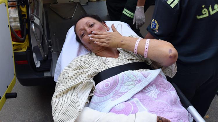 """Superviviente mexicana en Egipto: """"El Ejército nos atacó durante tres horas"""""""