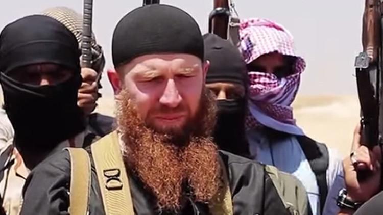 EE.UU. entrenó a uno de los principales comandantes del Estado Islámico