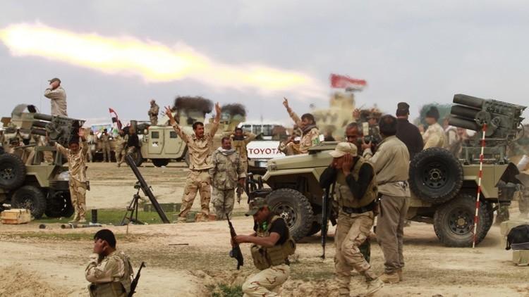 """""""Solo esquizofrénicos creen en declaraciones de EE.UU. sobre la mejora de vida en Irak"""""""