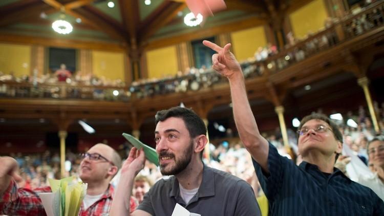 Premio Ig Nobel 2015 o las investigaciones más absurdas: 200 picaduras de abeja y la expresión 'eh'
