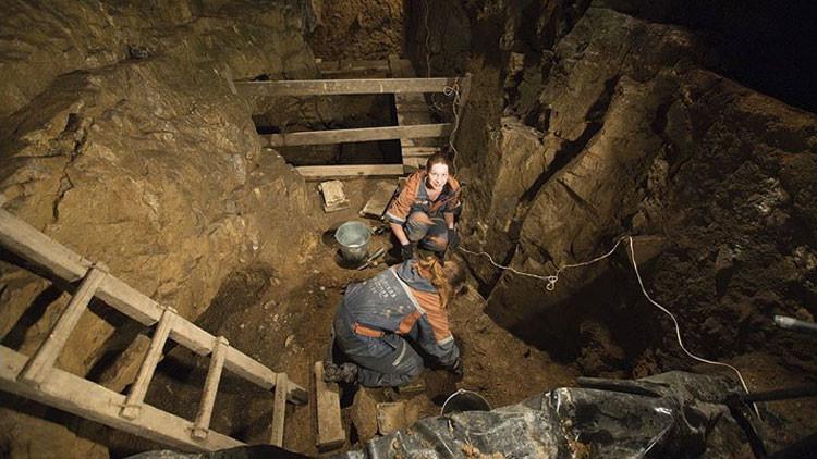 Así es la cueva siberiana que fue hogar de tres especies humanas antiguas (Fotos)