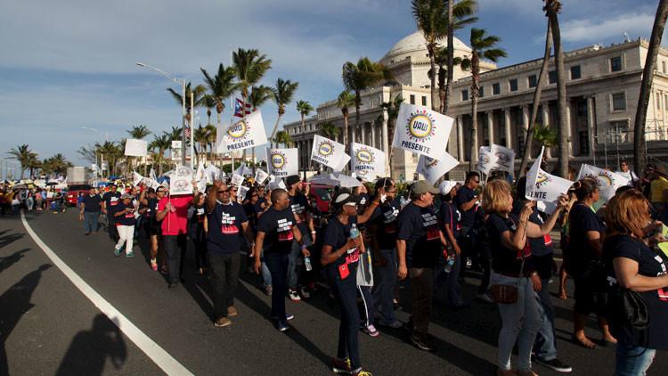 'Periodo de las grandes migraciones': miles de puertorriqueños abandonan la isla