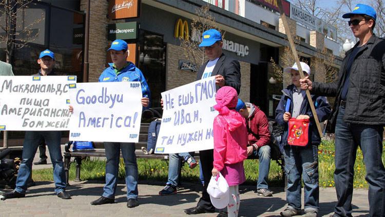 """Viceprimer ministro ruso: """"Pondremos fin a la producción de OGM"""""""