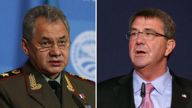 El Ministerio de Defensa ruso y el Pentágono acuerdan restablecer el contacto