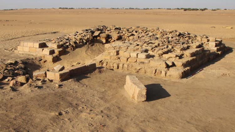 Descubren en Sudán 16 pirámides de 2.000 años con ofrendas al dios Osiris