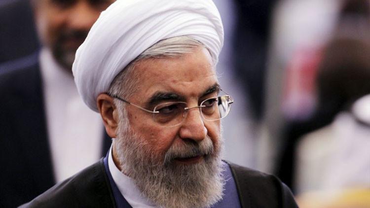 Presidente de Irán explica el significado que esconde la consigna 'muerte a EE.UU.'