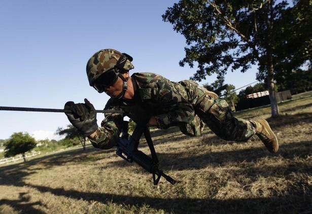 24 prácticas de entrenamiento militar más locas del mundo