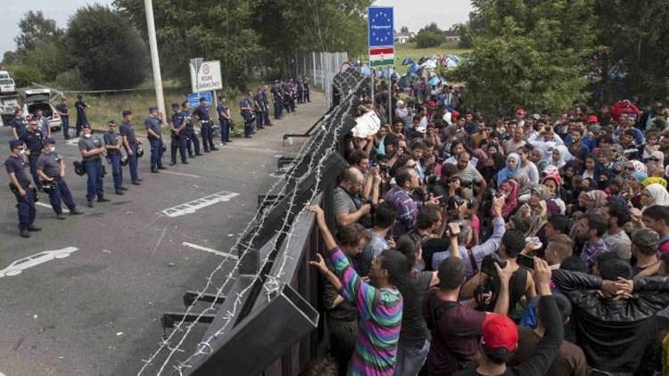 El mundo en siete días: De crisis migratoria en Europa al terremoto devastador en Chile
