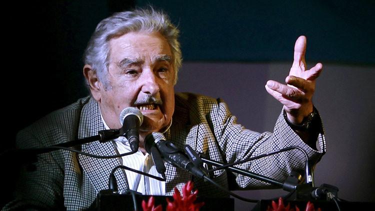 """Mujica: """"La gran sociedad de consumo es la culpable de la reacción negativa a los refugiados"""""""