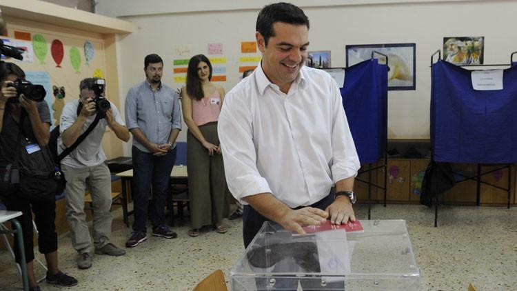 Las claves para entender las apuestas de Grecia en estas elecciones