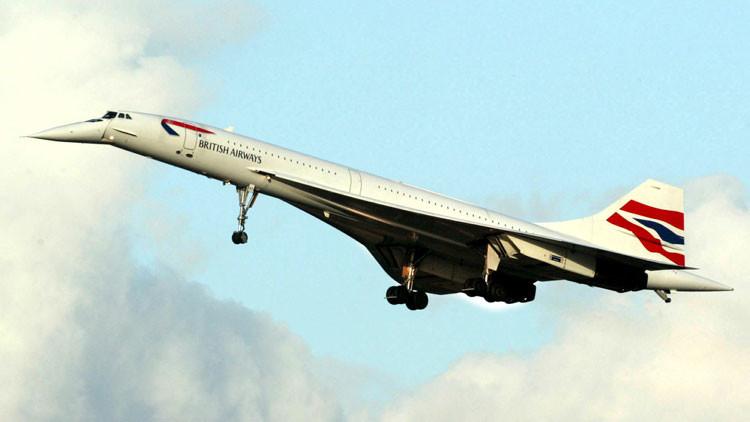 Segunda venida: El avión supersónico Concorde puede regresar a los cielos