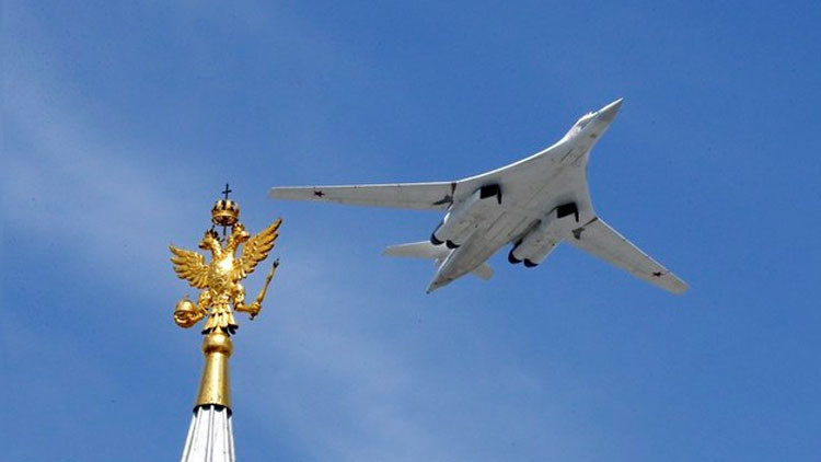 "Medios: Pilotos rusos amedrentan a la Aviación británica con ""maniobras nucleares"""