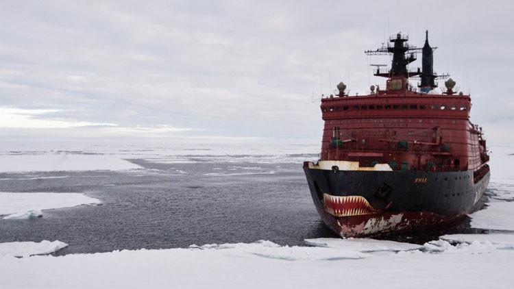 Liderazgo mundial:  Rusia presenta un ambicioso nuevo plan en el Ártico
