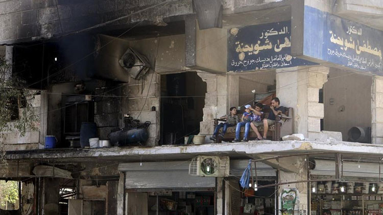 Experto: ¿Paz en Siria? Es culpa de Putin, afirma EE.UU.