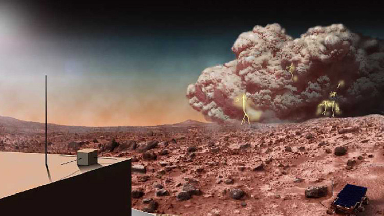 La NASA revela la verdad sobre las tormentas de polvo de Marte