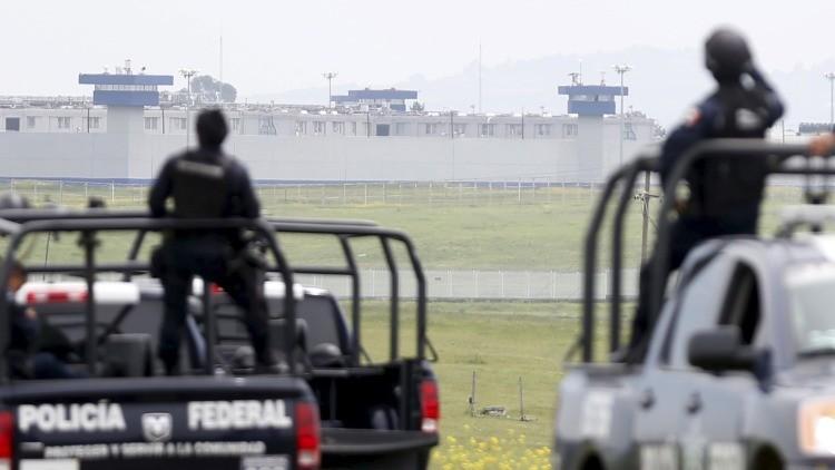 México: Los reos protestan en la cárcel de la que se fugó 'El Chapo'