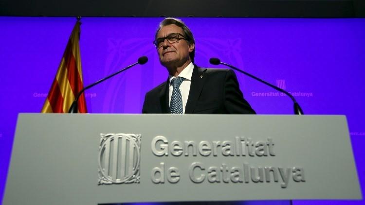 Los últimos sondeos dan mayoría a los independentistas en el Parlamento catalán