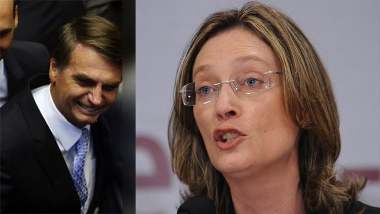 "Multan a un diputado brasileño por llamar ""fea"" e ""indigna de ser violada"" a una parlamentaria"