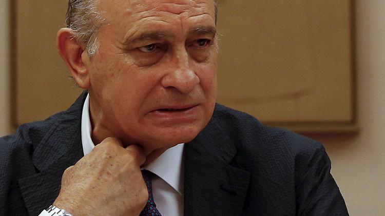 El ministerio de interior de espa a podr a haber for Escuchas ministro del interior