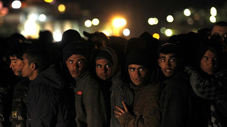 La macabra profecía de Gaddafi sobre la crisis de refugiados se hace realidad