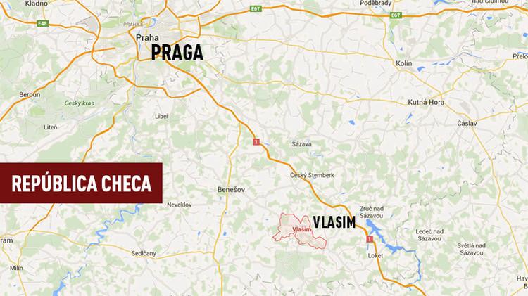 República Checa: Una explosión en una fábrica de armas deja varios muertos y heridos