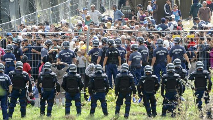 Hungría aprueba ley que permite utilizar al Ejército para enfrentar la crisis de refugiados