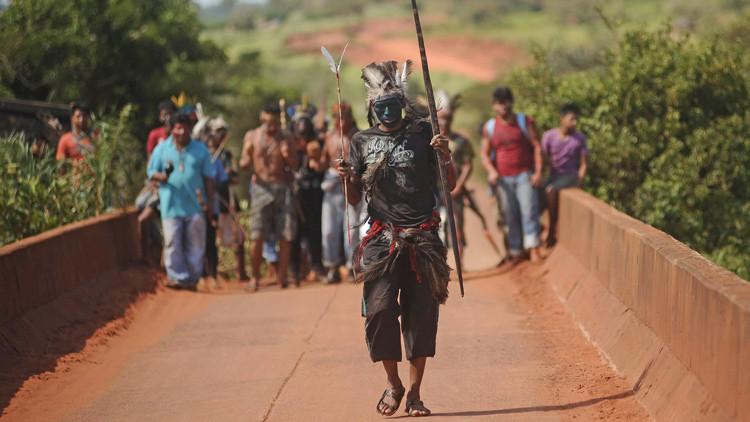 "Guaraníes en Brasil: ""Vivimos un genocidio silencioso"""