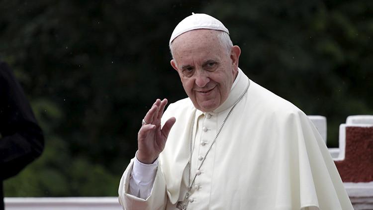 """Papa Francisco: """"Sin Rusia no se pueden resolver los mayores problemas del mundo actual"""""""